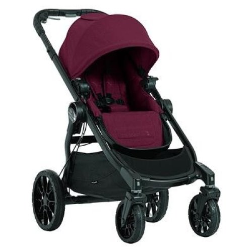 Baby Jogger City Select Lux Single Pushchair, Port