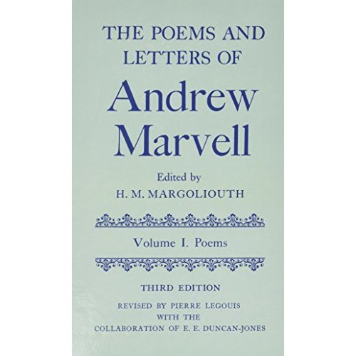 The Poems and Letters (Oxford English Texts)