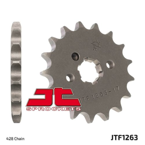 JTF1263.12 front sprocket to fit Beta Malaguti Rieju Yamaha