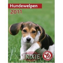 Trixie 2017 Puppies Square Wall Calendar - Litter x Puppy Whelping Set 1 Bowl -  litter x puppy whelping set 1 bowl 12 id collars dog sm breeds