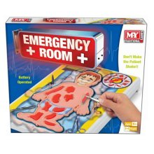 Emergency Room Board Game Children Adult Family Fun Game