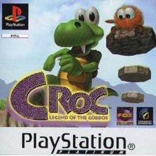 Croc Legend of Gobbos (PS1)