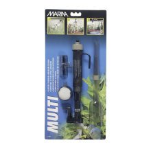 Marina Multi Vac 3 in 1 Aquarium Gravel Cleaner