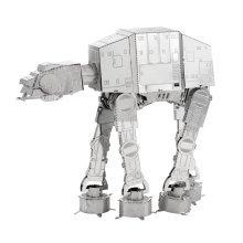 Star Wars Metal Earth 3d Model Kit - At-at