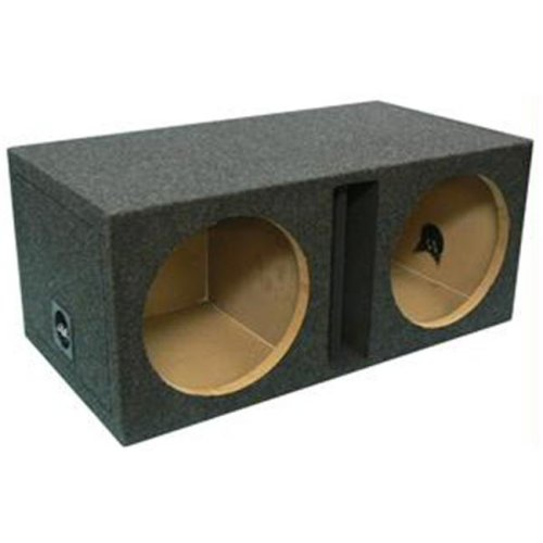 ATREND E15DV DUAL VENTED ENCLOSURE with DIVIDED CHAMBERS 15