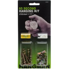 60 Second Picture Hanging Kit-