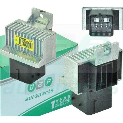 GLOW PLUG RELAY/TIME CONTROL UNIT FOR CITROEN & PEUGEOT 598140, 9640469680A