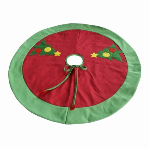 Festive Christmas Ornaments Christmas Tree Skirt Tree Toppers 35''