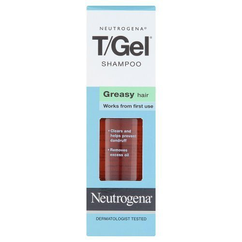 Neutrogena T/Gel Anti-Dandruff Shampoo for Greasy Hair 125ml