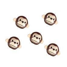 10 PCS Monkeys Pushpins Thumbtack Painting Drawing Tool Office Supply by Random