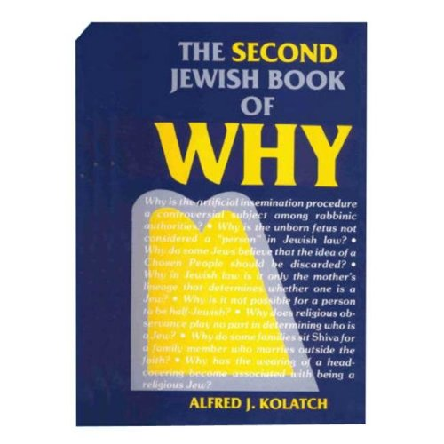 Rite Lite B-WHY-TWO Second Jewish Book of Why