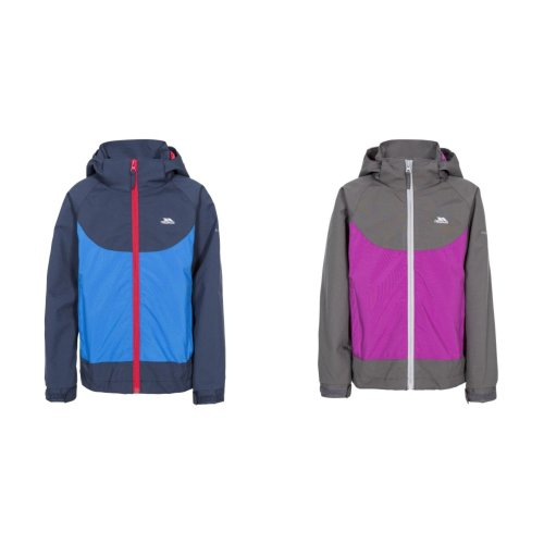 Trespass Childrens/Kids Novah Waterproof Jacket