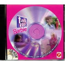 Talk With Me Barbie by Mattel