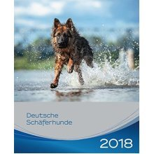 Trixie 2017 Calendar German Shepherds Square Wall Calendar - Kalender Deutscher -  kalender deutscher schferhund book second hand