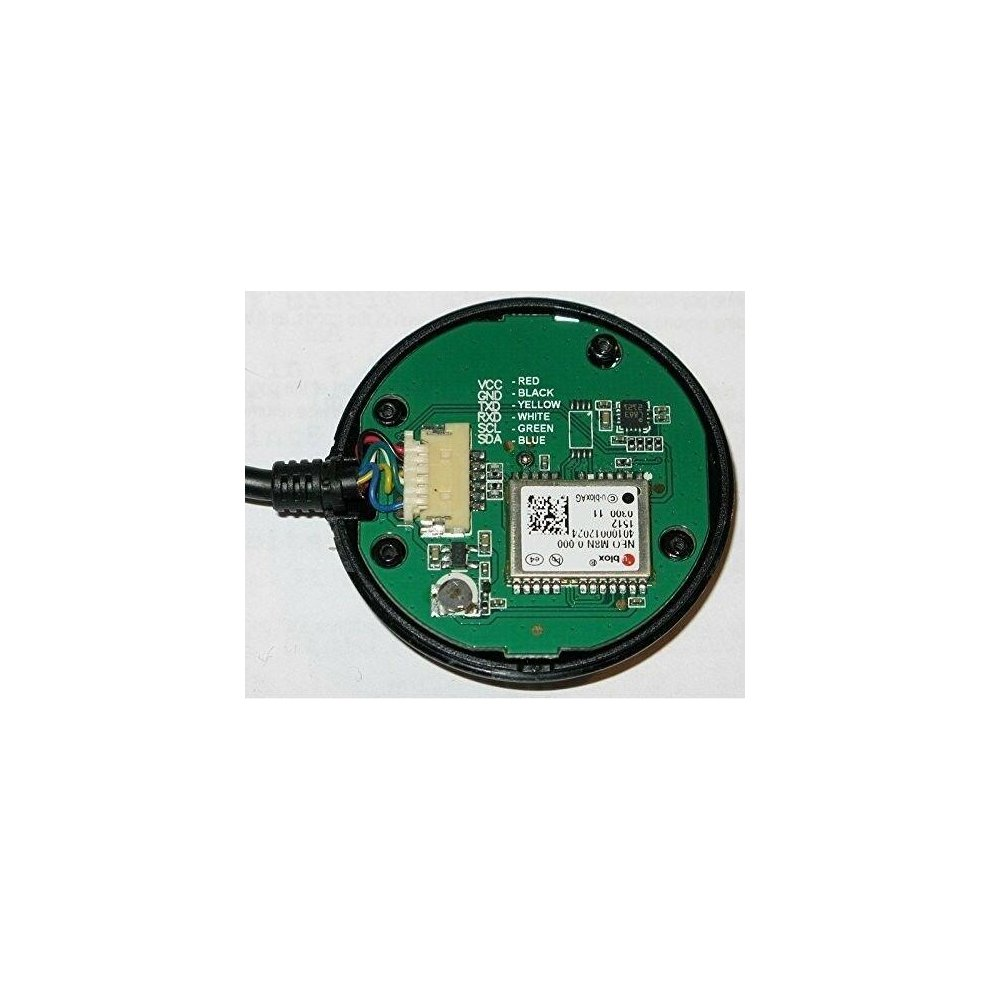 NEO-M8N GPS with Protective Shell Built-in compass for PIX PX4 Pixhawk  Flight Controller Support GPS/QZSS L1 C/A, GLONASS L10F, BeiDou B1 protocol
