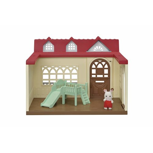 Sylvanian Families 5393 Sweet Raspberry Home