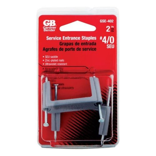 Power Products GSE-402 Staple Seu Plstic Cd2 No. 4-0