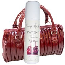 Patent Glamour Loving My Bag Leather Care - Hand Cleaner By Woly Intensifies - Loving My Bag Patent Handbag Leather Cleaner By Woly Intensifies