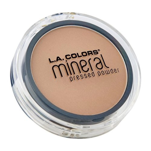 LA Colors Mineral Pressed Powder Warm Caramel 7.5g CMP308