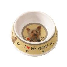 Yorkshire Terrier Dog Bowl