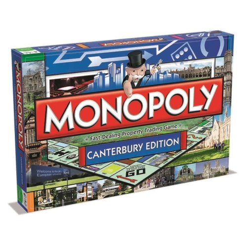 Canterbury Monopoly Game