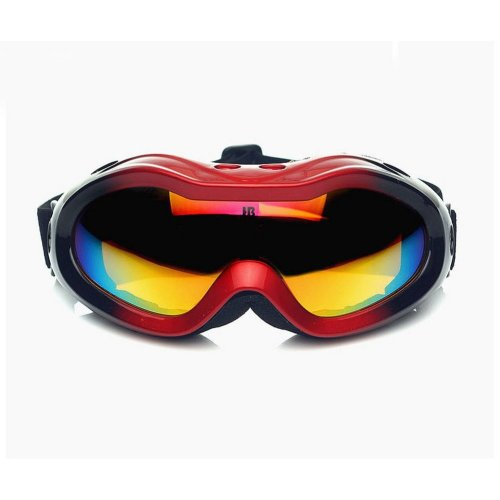 Black&Red Goggles Ski/Skating/Snowboard Goggles for Kids