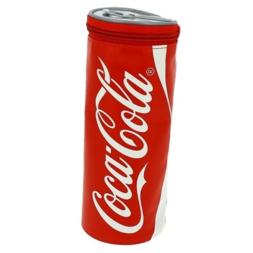 Coca Cola Can Coke Red Barrel Pencil Case Party Gift School Home Stationery