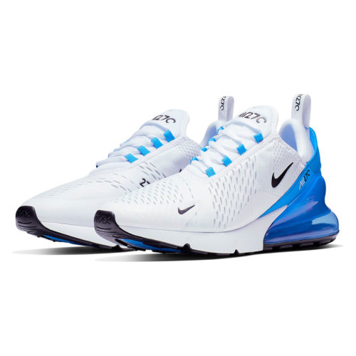 Air Max 270 White Blue
