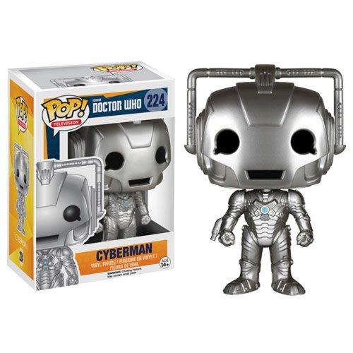 Funko Pop Vinyl - Doctor Who Cyberman Figure