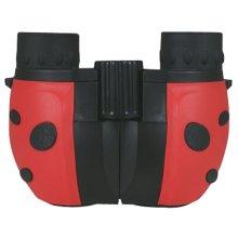 Kids Binoculars Telescope Travel Mini Toys Of Binoculars Binoculars Red