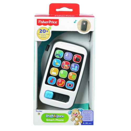 Fisher-Price Smart Phone Educational Musical Toy