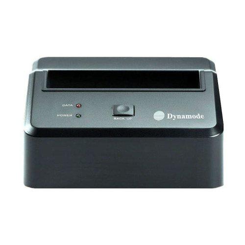 Dynamode 2.5 - 3.5-Inch USB3.0 SATA Hard Drive Dock Station with 1-Button