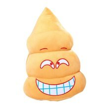 Plush Toy Particular Poop Shaped Pillow Toys Good Gifts for Kids,17.7''