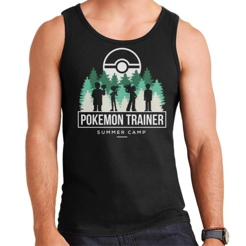 Pokemon Trainer Summer Camp Men's Vest