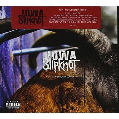 Slipknot - Iowa - 10th Anniversary Edition (dvd Included) [CD]