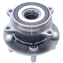 Toyota Prius 2009-2015 Front Hub Wheel Bearing Kit Inc Abs Ring