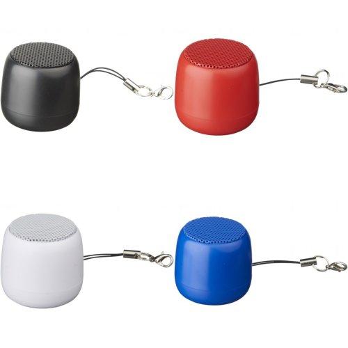 Bullet Clip Mini Bluetooth Speaker