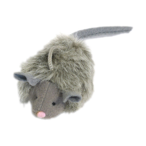 Rosewood Jolly Moggy Chirping Mouse Cat Toy