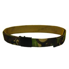 Camo Heavy Duty Us Military Belt