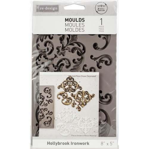 Prima Re-Design Decor Mould-Hollybrook Ironwork