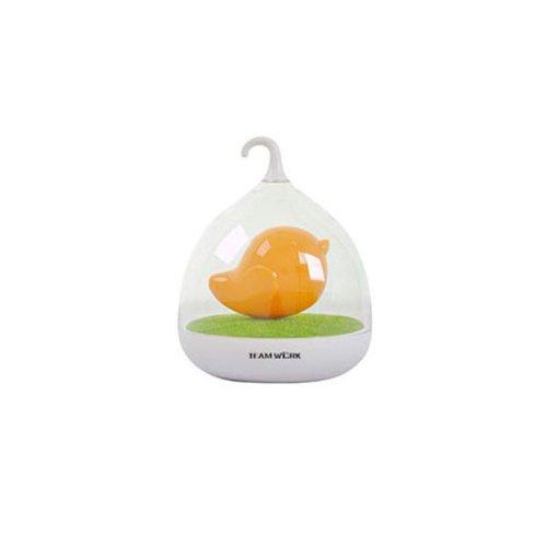 LED Light,USB Lamp,Cartoon Lamp,Flexible Light [Orange]