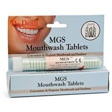 Dr. Denti Mouthwash Tablets - Mgs Mouth Wash Used When You Visit Your Dentists -  mgs mouth wash tablets used when you visit your dentists