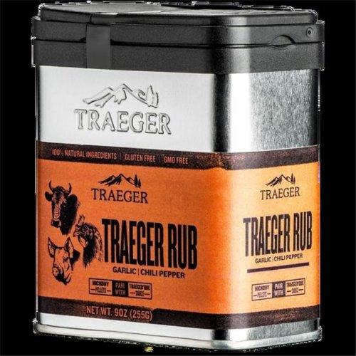 Traeger Pellet Grills 233139 Hoboken Rub - Chili Pepper, 9 oz.