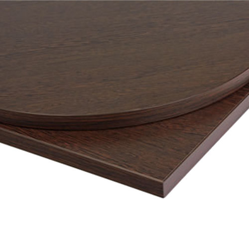 Taybon Laminate Table Top - Wenge Round - 1000mm
