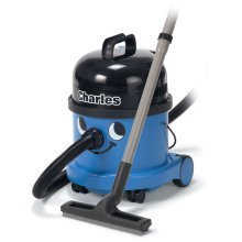 Numatic Wet and Dry Bagged Vaccum Cleaner Blue 1200W (Model No. CVC370)