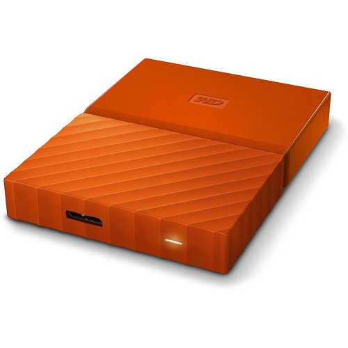 Western Digital WDBS4B0020BOR External HDD My Passport 2.5'' WDBS4B0020BOR