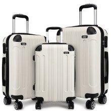 KONO Luggage Suitcase Travel 20 24 28 Inch Set