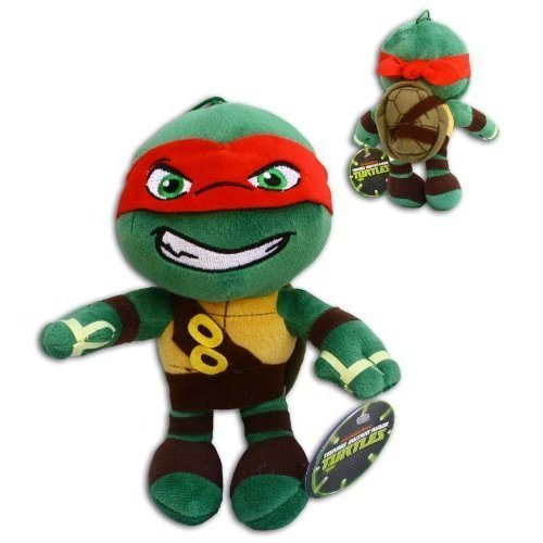 Raphael 12   Super Soft Plush Soft Toy Doll Red TMNT Toy The Teenage Mutant  Ninja Turtles Collection on OnBuy 66904a38e58f