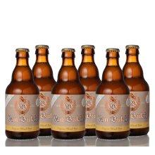 Van Bulck Belgian Organic Blonde Beer 4.6%, Pack of 6