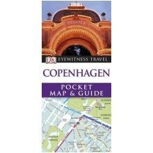 Dk Eyewitness Pocket Map and Guide: Copenhagen
